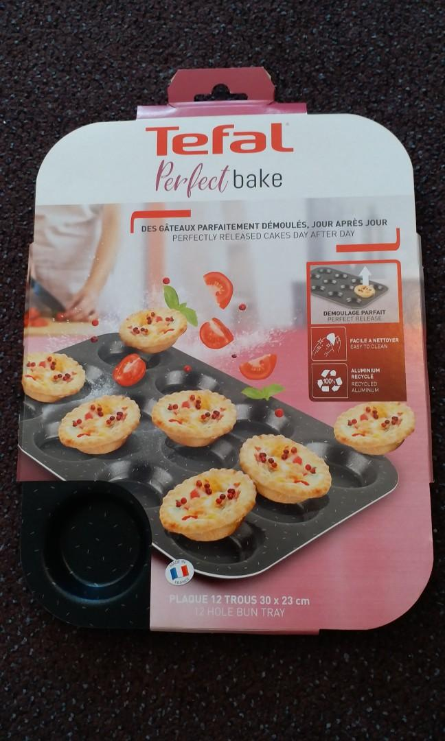 Brand New Made in France Tefal Muffin Tray