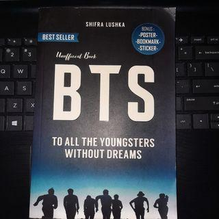 bts unofficial book by shifra lushka