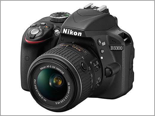 Buying/Looking for: Nikon d3300 with kit lens