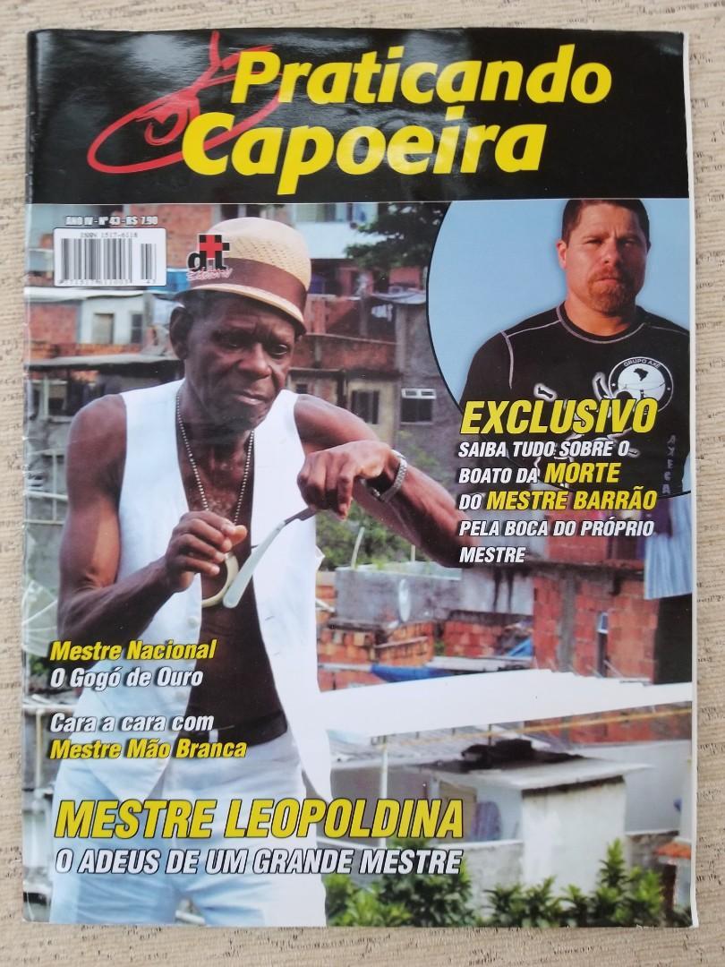 Capoeira magazine