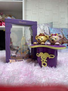 Disney shelliemay Duffy  水杯+擺件