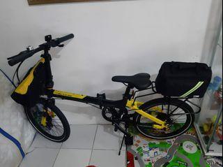 Element Bike to Work