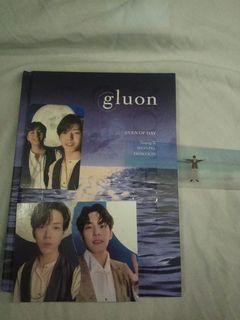 Gluon Even of Day Day6 Album