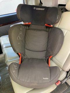 平售 新淨 Maxi cosi Rodifix car seat 💺 有Isofix