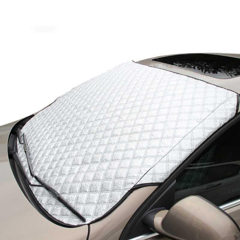 Pelindung UV Kaca Mobil - 190x100 cm