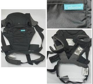 Super Sale at 699 only! Good as New Infantino Carrier from US!