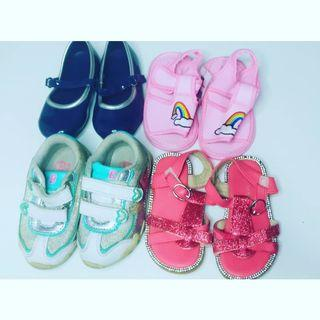 Take all for 599 only! Shoes for Little Girls!!!