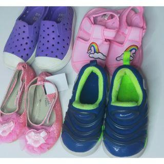 Take all for 699 only! Shoes for Little Girls!!!