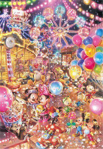 300 pieces Twilight Park Glow in the Dark Disney Tenyo Jigsaw Puzzle