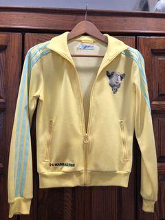 正版adidas original 愛迪達棒球外套