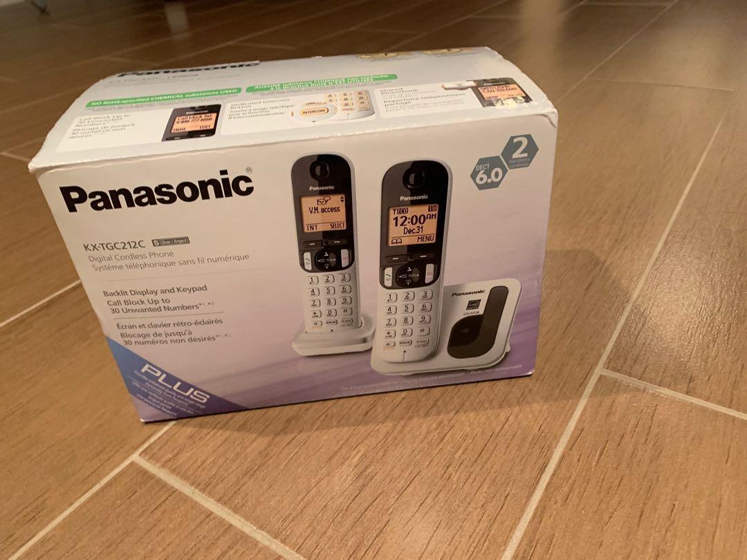 Brand New Panasonic Home Phone Set