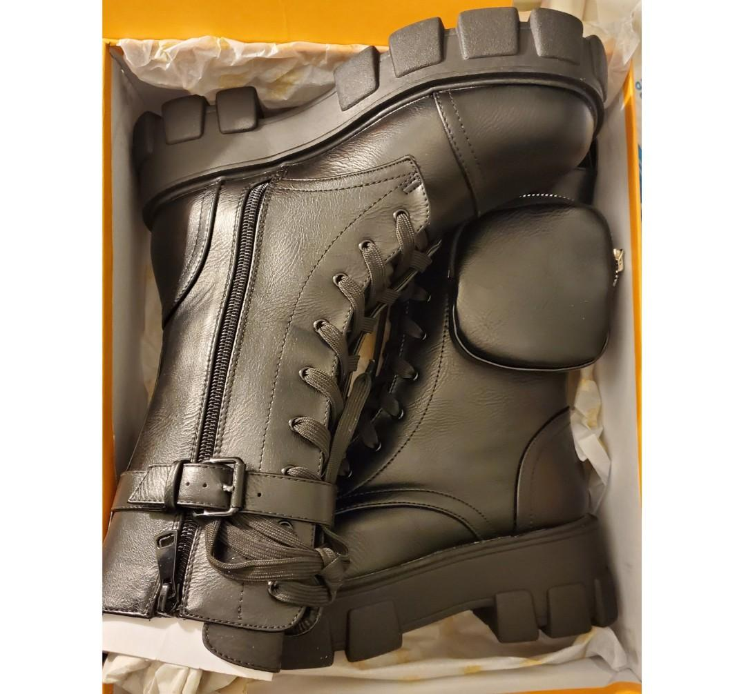 Chunky boot size 7