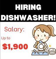 Dishwasher (urgent)