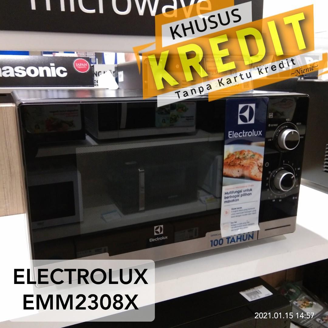DP 0% Microwave ELECTROLUX EMM2308X