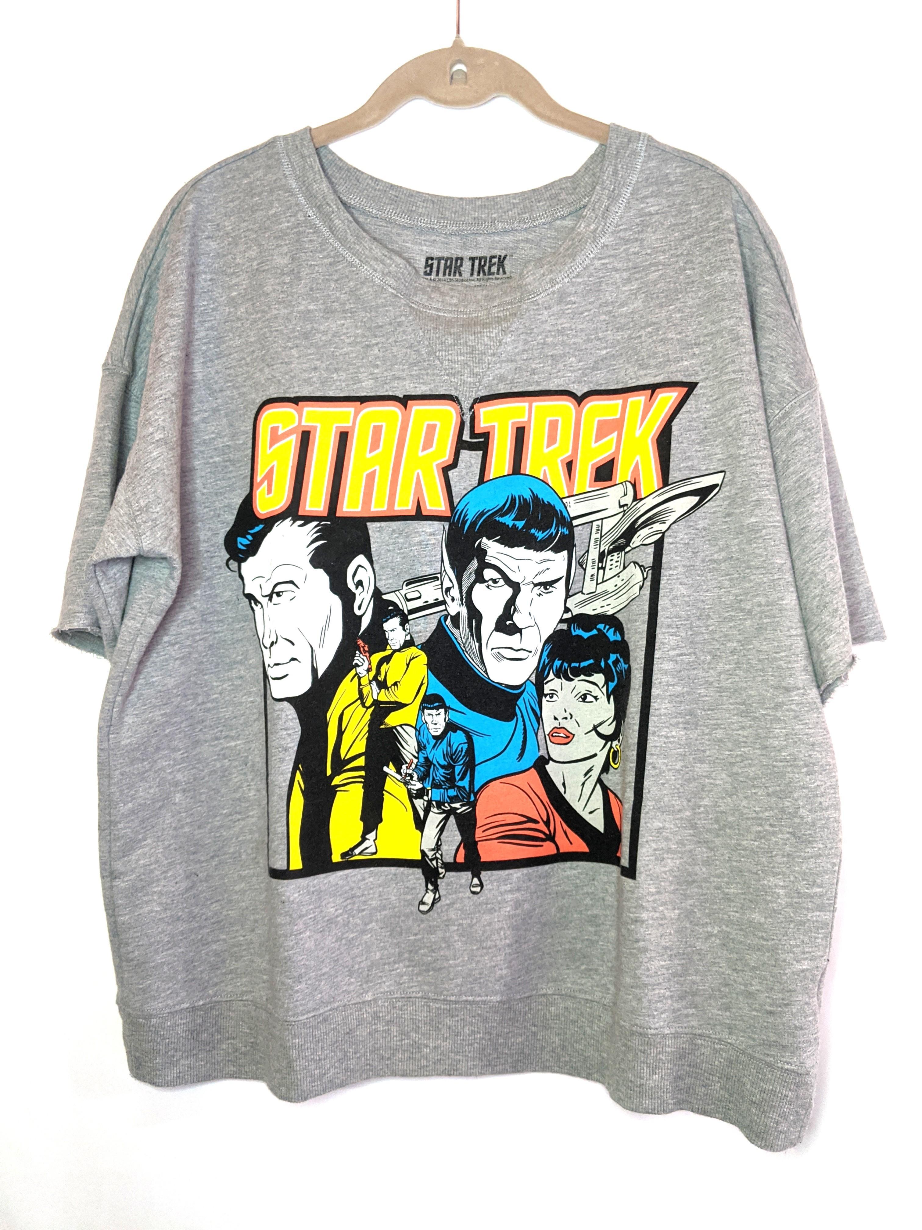 F21 Star Trek Graphic Tee (L)