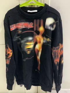 Givenchy Heavy Metal Sweater