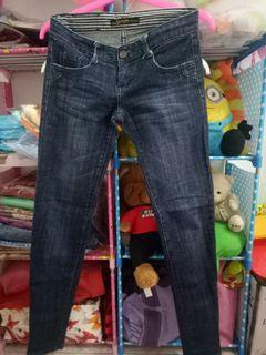 Jeans navy #bersih2021
