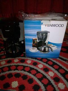 Kopi maker merk kenwood