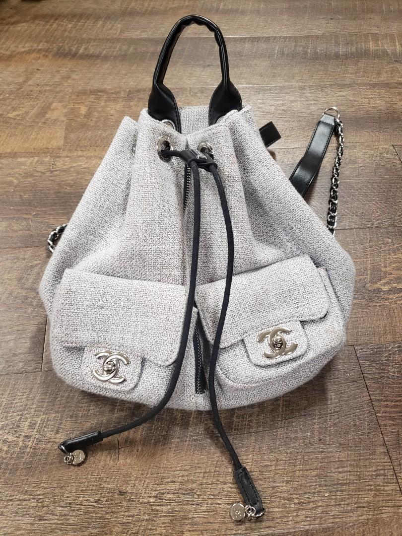 LUXURY Backpack Bucket Purse