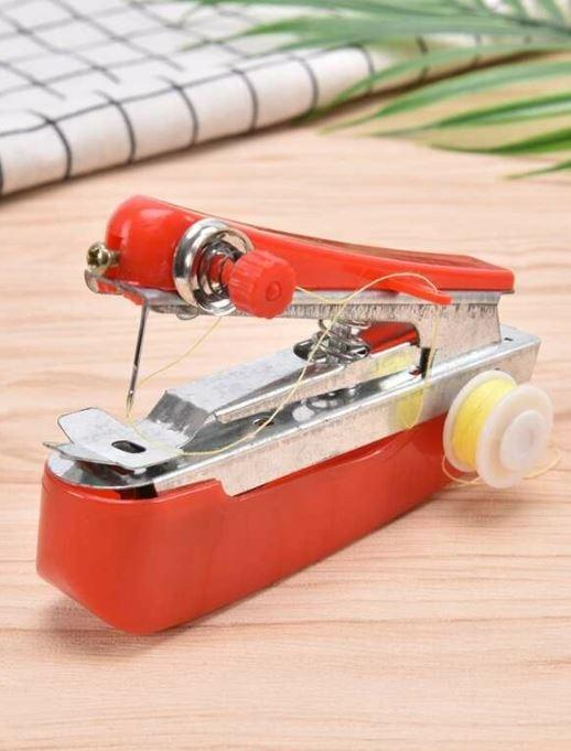 Mini Portable Hand-held Sewing Machine