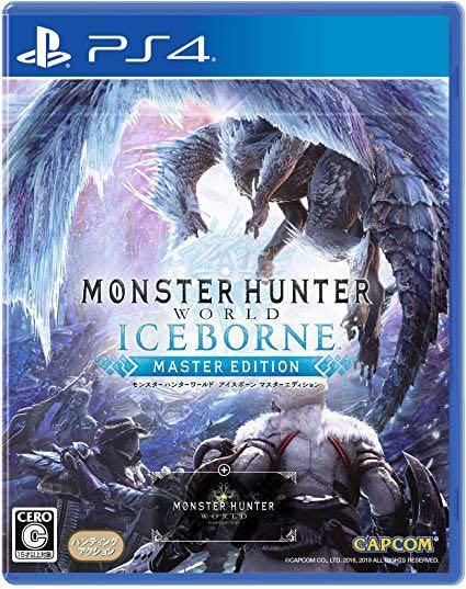 PS4 魔物獵人 世界 冰原 ICEBORNE MONSTER HUNTER WORLD 日版(可設定中文)