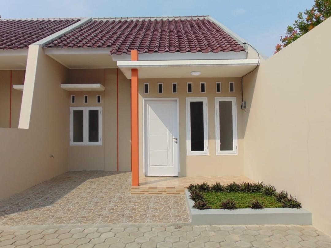 Rumah Baru dalam Cluster READY STOCK Spek Bata Merah dekat Komplek Pemda dan Tol Jatiasih Bekasi