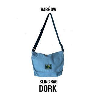 SLING BAG Merk Dork
