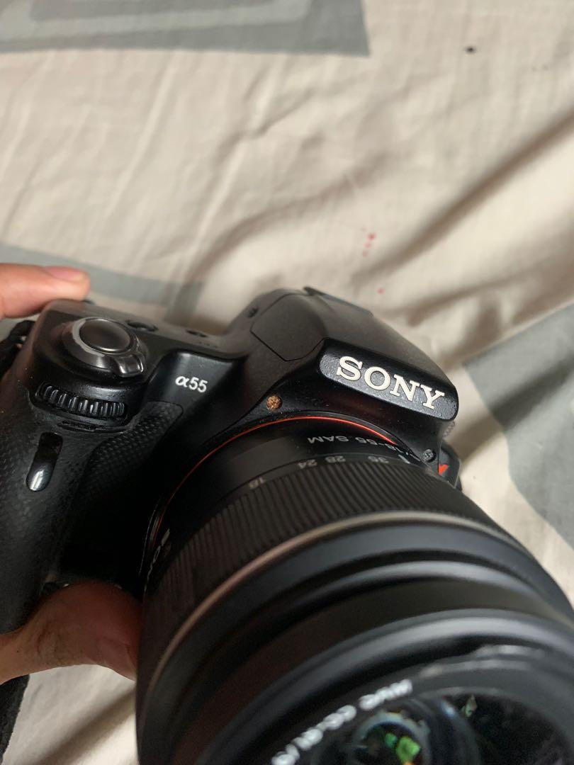 Sony DLSR