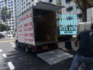 123 Express Mover