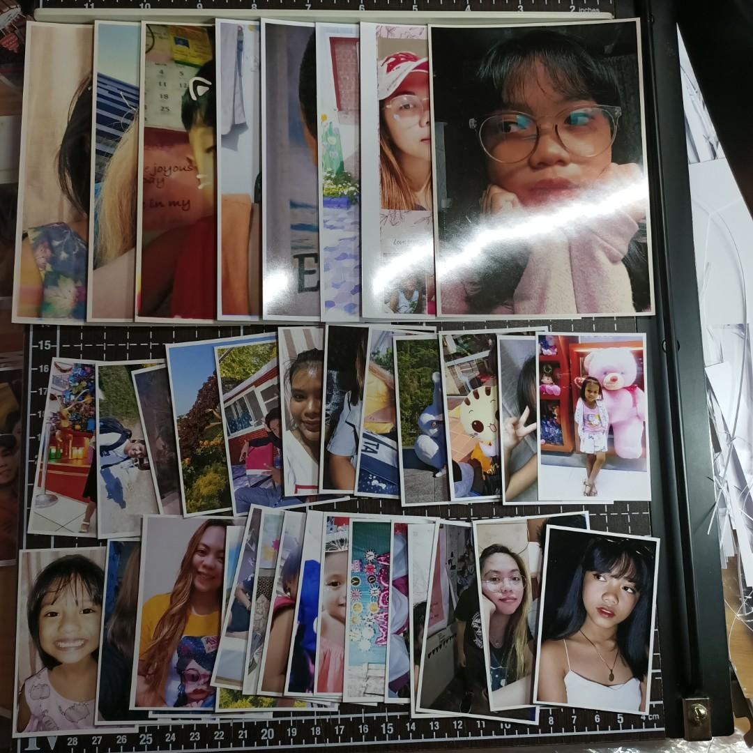 4r and wallet size picture..  Photo printing