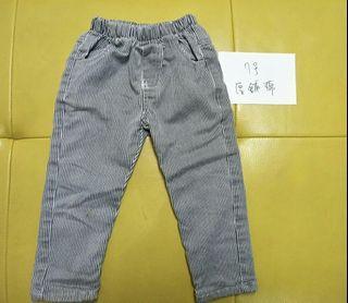 7號厚鋪棉長褲