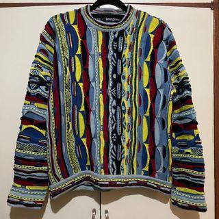 手工編織毛衣