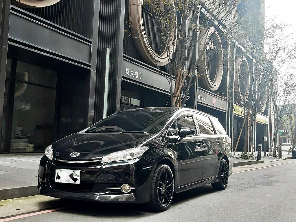 【 審核個人貸款額度 LINE ID:showbaby1025】                 FB搜尋:誠信老蕭圓夢好車 🔥2013年Toyota Wish 2.0 經典版🔥