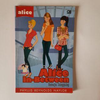 ALICE IN BETWEEN