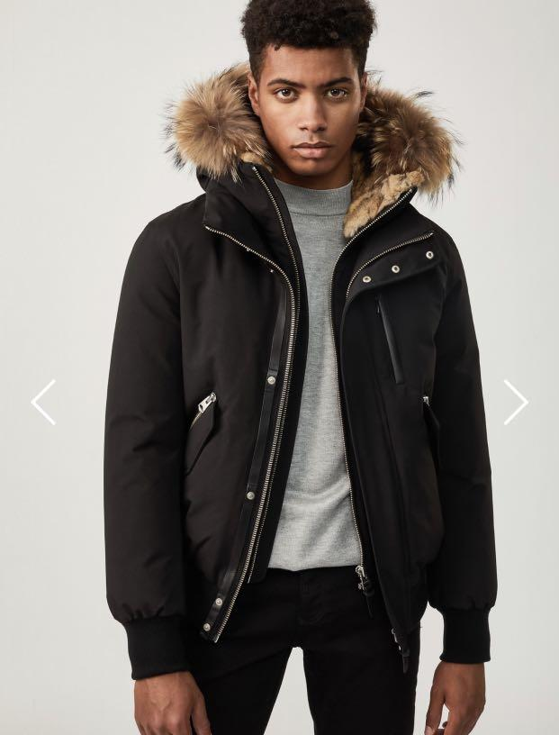 BRAND NEW MACKAGE MENS WINTER JACKET ONLY ONE AVAILABLE SIZE 46