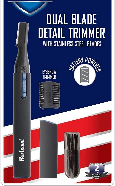 Dual Blade Detail Hair Trimmer