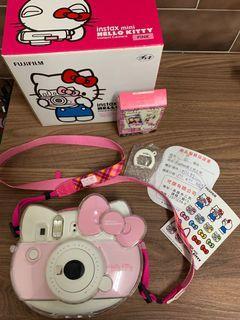 Fujifilm instax mini  HELLO KITTY 限定款 富士 拍立得