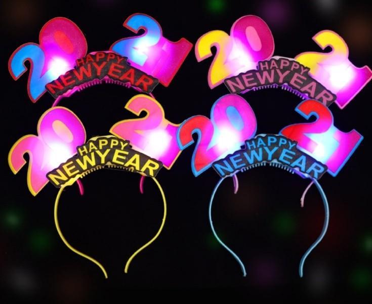 Happy New year發光髮篐