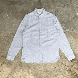 Kemeja H&M Buttondown Shirt HBT