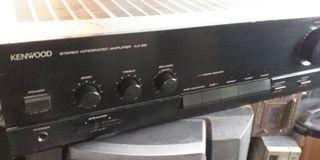 Kenwood KA-59 Amplifier