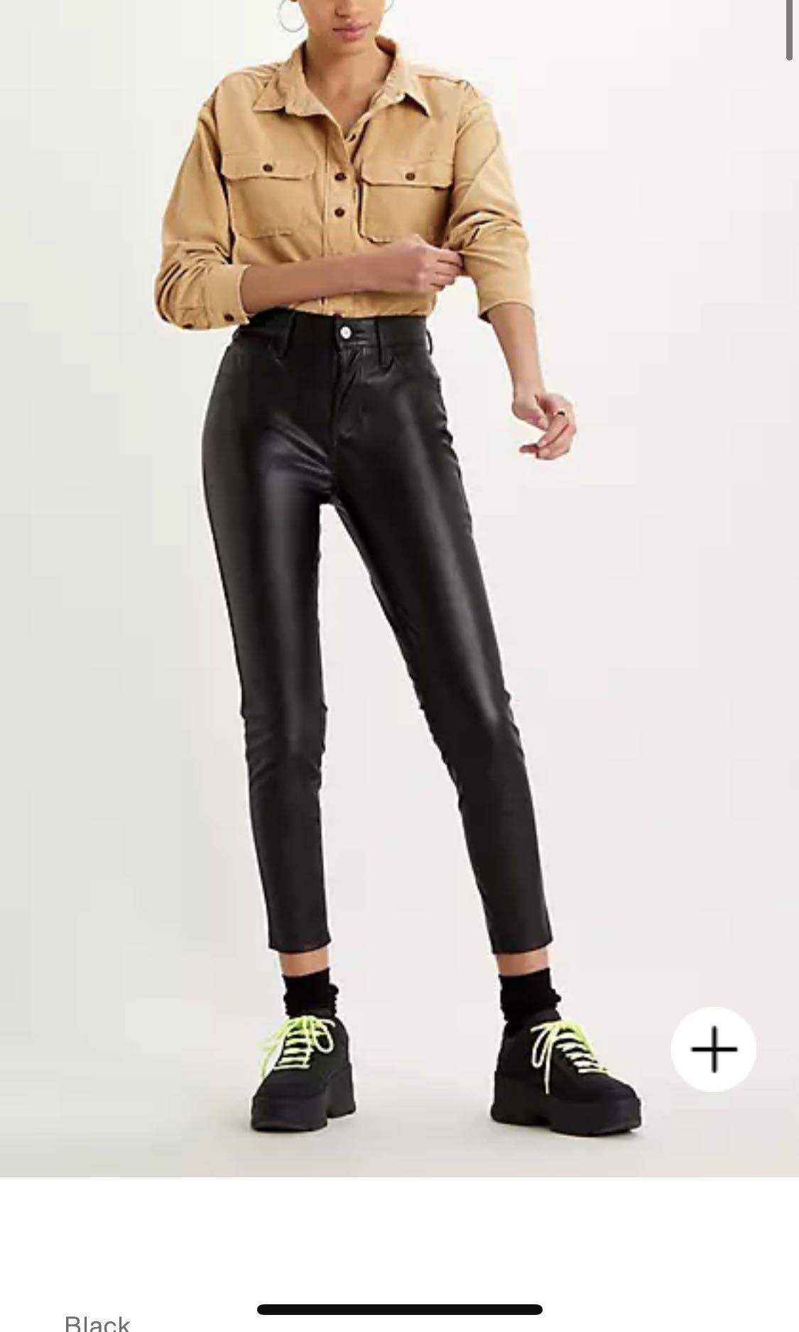 Levi's 720 Leather pants