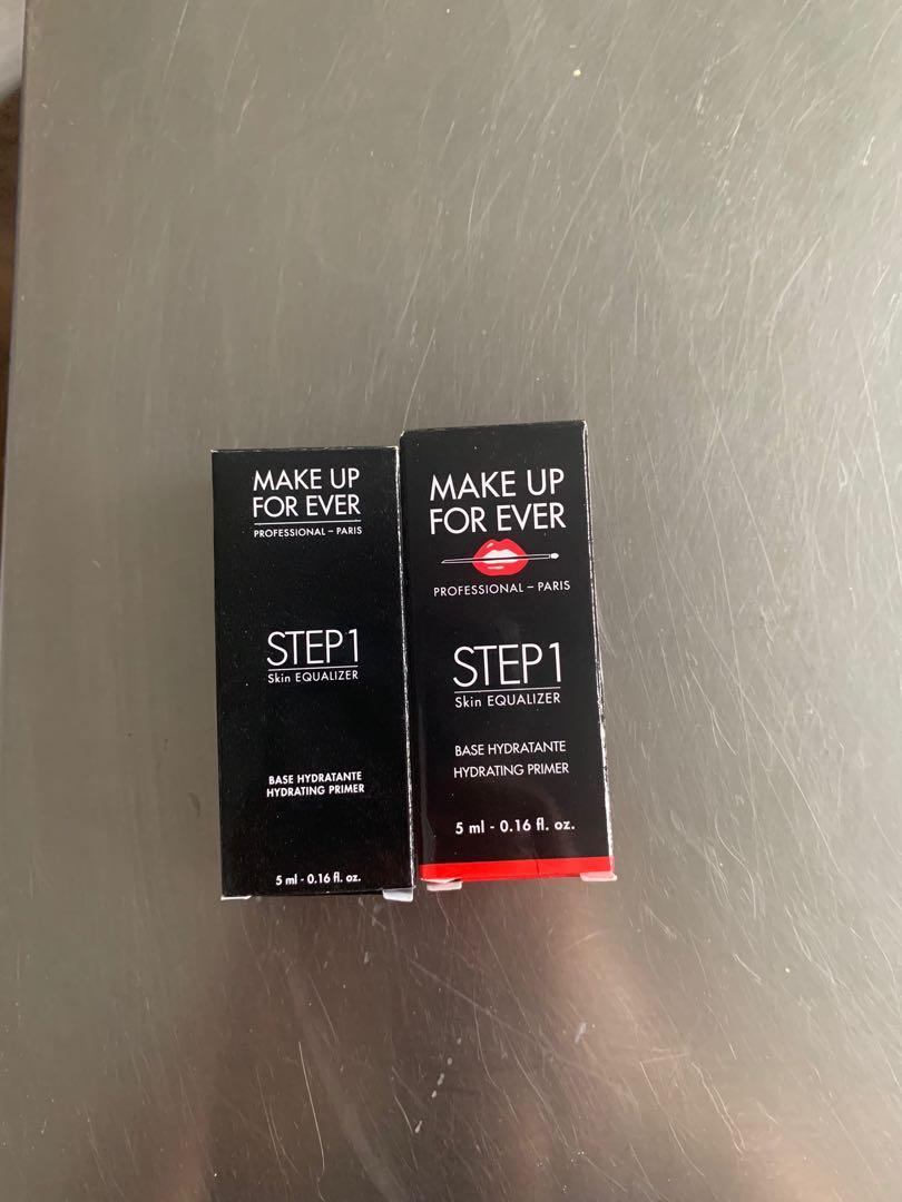 Makeup forever step 1 primer