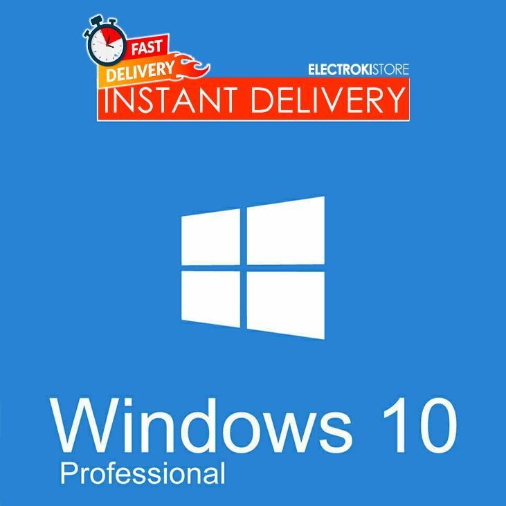 Microsoft Windows 10 Pro 🔥 Genuine License Activation Key 💯