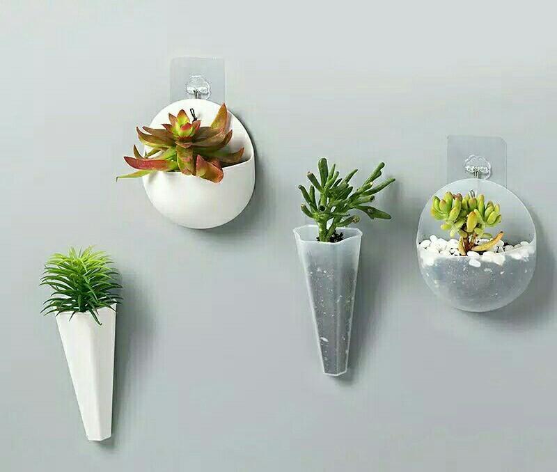 pot bunga tempet