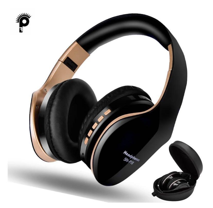 PunkFunk Bluetooth Headphones