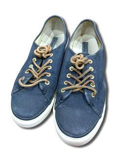 SPERRY帆船鞋/USA7.5/剛送洗完乾淨