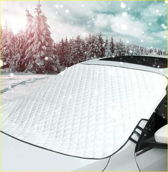 Vehicle Winter Windshield Cover