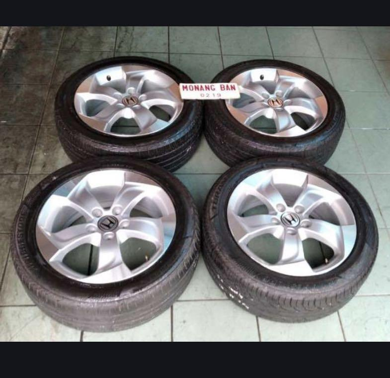 Velg Original HRV Type E