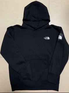 99% new 🇯🇵 The North Face hoodie pullover 日版抓毛底衛衣 Japan