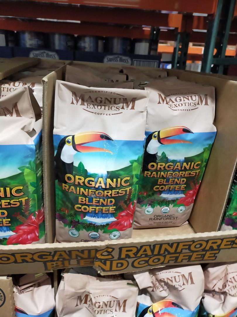 熱帶雨林有機咖啡豆 需幫忙磨豆的話請告知刻度 台中 好市多 代購